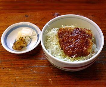 ペコペコ ヒレカツ丼