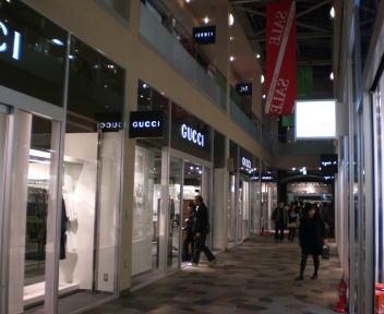 軽井沢・プリンスホテルショッピングプラザ