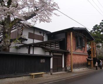 角館の桜まつり 安藤醸造元