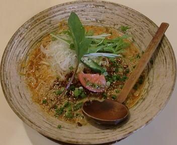 笑美寿亭 冷し担々麺