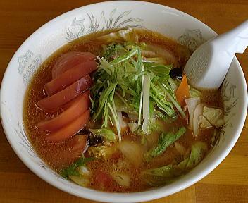 龍喜 トマトタンメン