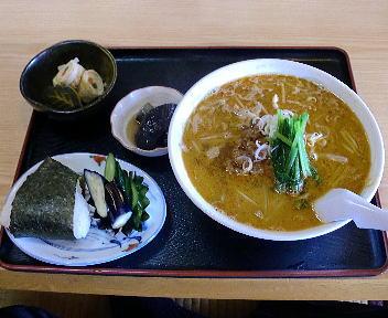 福助 Bセット(担々麺)