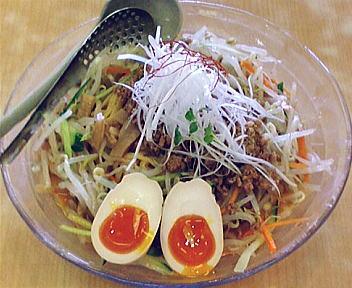 東横紫竹山店 冷しみそ担々麺