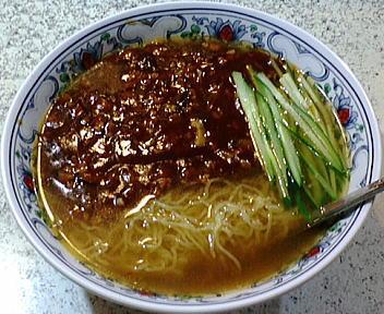 じじ&ばば ジャージャー麺(汁有)