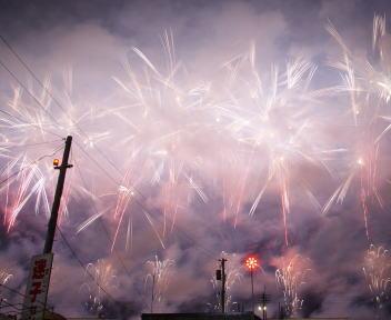 第84回全国花火競技大会 100年特別番組 賛歌④