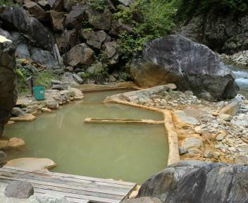 赤湯温泉 山口館 玉子の湯