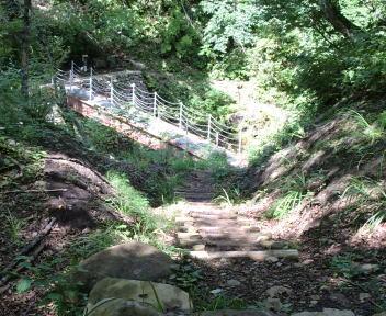 赤湯温泉 棒沢橋