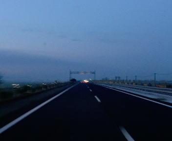 湯俣温泉 北陸自動車道