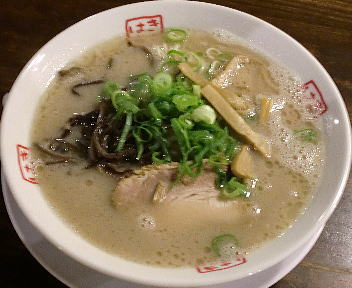きまぐれ八兵衛 らー麺