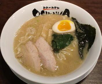 OGIKAWA 豚骨醤油らーめん