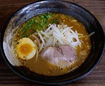 黒船新潟 辛味噌麺