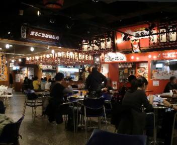 ラーメン国技館 ご当地麺祭り