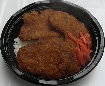 にいがた冬食の陣当日座 新潟タレかつ丼