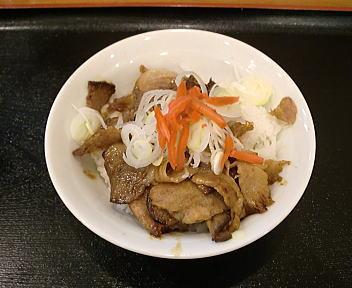 六綵亭 焼肉丼