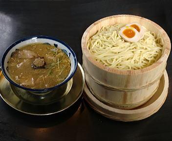 勝 おひつめん(6玉)+味玉