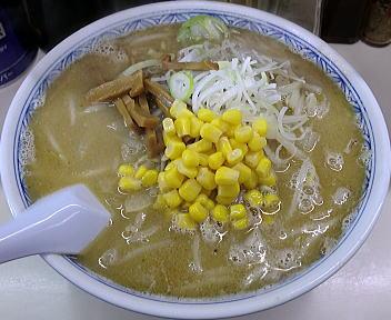 オーモリ東本町店 味噌ラーメン
