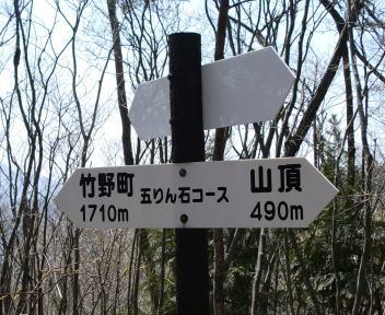 角田山 福井ほたるの里コース⑱