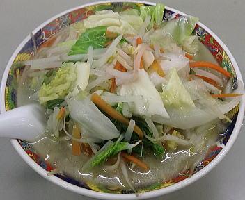 共進軒万代店 タンメン
