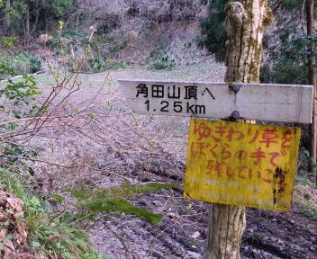 角田山 稲島コース⑤