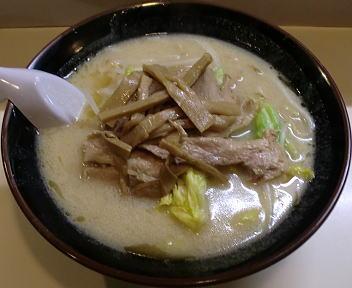 古潭 野菜味噌ラーメン