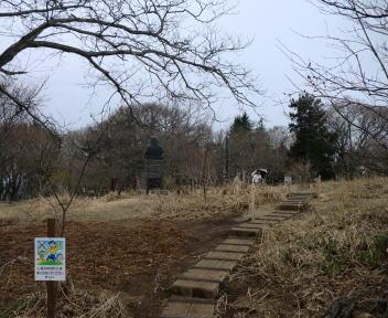 角田山 湯の腰コース⑭