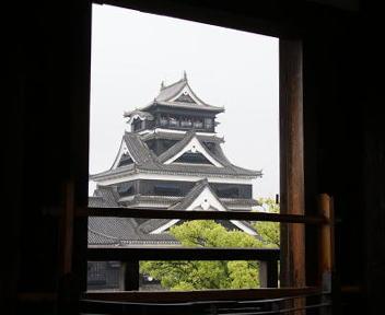 熊本城 宇土櫓 天守