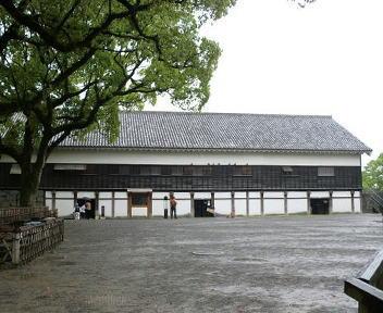 熊本城 数寄屋丸御広間