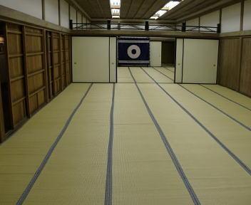 熊本城 数寄屋丸御広間 内部
