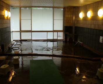 別府温泉 ホテルさわやかハートピア明礬 内湯