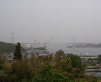 しまなみ海道 来島第二大橋