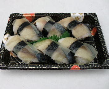 とれとれ寿司 さばちらし