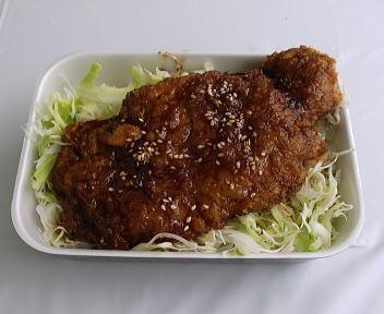 キッズフェスティバル2011 会津ソースカツ丼