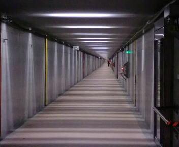 新潟みなとトンネル ③