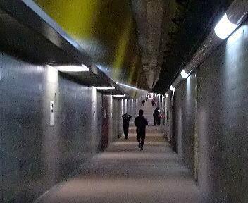 新潟みなとトンネル ⑤