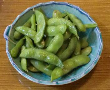 さい三郎 枝豆