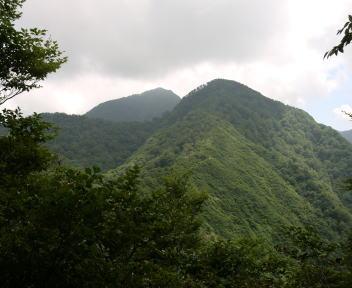 光兎山 中束コース ⑪