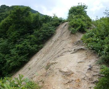 光兎山 中束コース ⑭