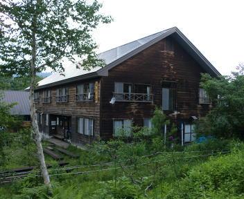 尾瀬 温泉小屋