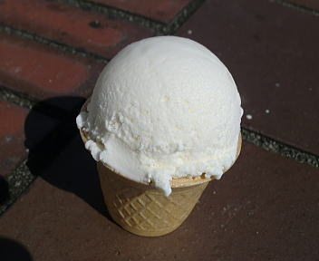 国際ご当地グルメグランプリ ヤギ乳100%ヤギ屋さんのアイスクリーム
