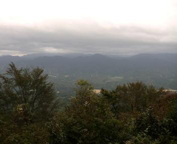 大峰山~櫛形山 ⑧