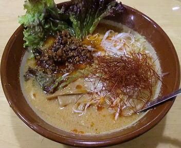 じじ&ばば 担々麺