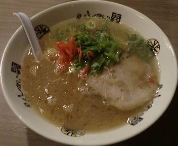 きんしゃい亭新潟駅前店 ラーメン