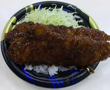 新潟うまさぎっしり博 会津地鶏ささみソースカツ丼