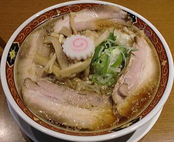 大安食堂東掘店 ワンタン麺