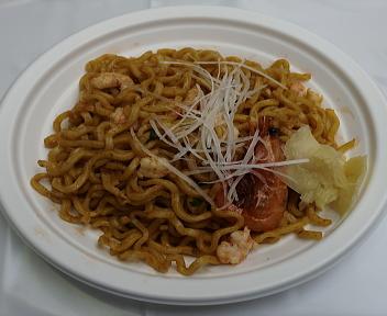 にいがた食の陣 冬 2012 トマト風味南蛮えび焦がし味噌ソース
