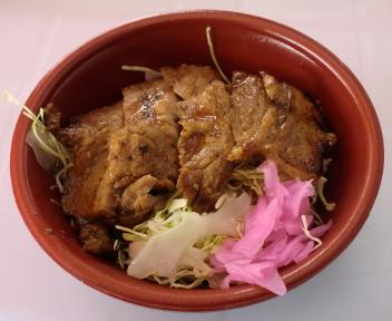 にいがた食の陣 冬 2012 越乃黄金豚トンテキ丼