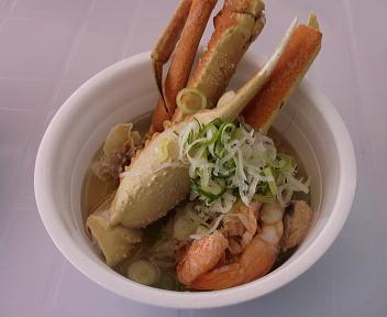 にいがた食の陣 冬 2012 海鮮鍋