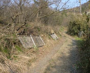 角田山 此の入沢コース ⑰