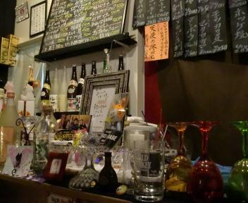 気仙沼横丁 cafe & dining Buggy 内部