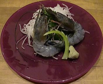 気仙沼横丁 cafe & dining Buggy 天使の海老